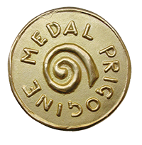 Prigogine Medal