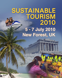 Sustainable Tourism Cover