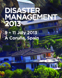 Disaster Management 2013