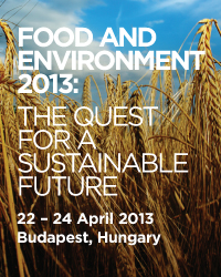 Food and Environment 2013
