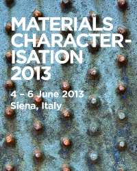 Materials Characterisation 2013
