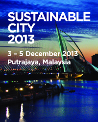 Sustainable City 2013