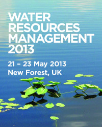 Water Resources Management 2013