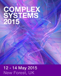 Complex Systems 2015