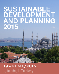 Sustainable Development and Planning 2015