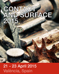 Contact and Surface 2015