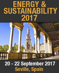 Energy and Sustainability 2017