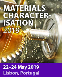 MATERIALS CHARACTERISATION 2019