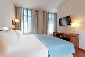 Hotel Tryp Atocha Madrid Standard Double