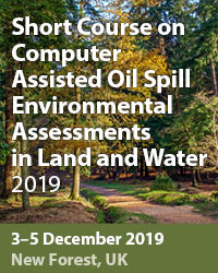 Short Course on Computer Assisted Oil Spill Environmental Assessments in Land and Water 2019