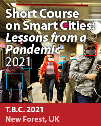 Short Course on Smart Cities: Lessons from a Pandemic 2020