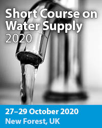 Short Course on Water Supply