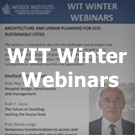 WIT Winter Webinars