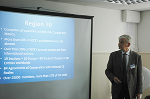 A Presentation at the Meeting
