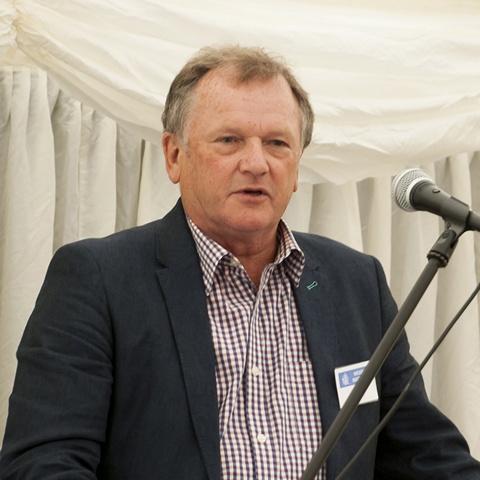 BobAdey Speech