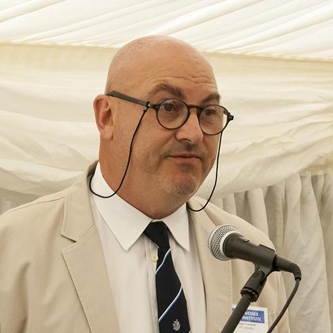 Giorgio Passerini Speech