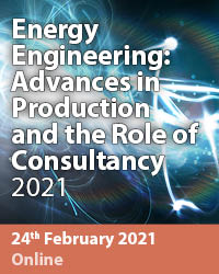>Webinar on Energy Engineering: Advances in Production and the Role of Consultancy