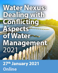 Webinar on Water Nexus: Dealing with Conflicting Aspects of Water Management